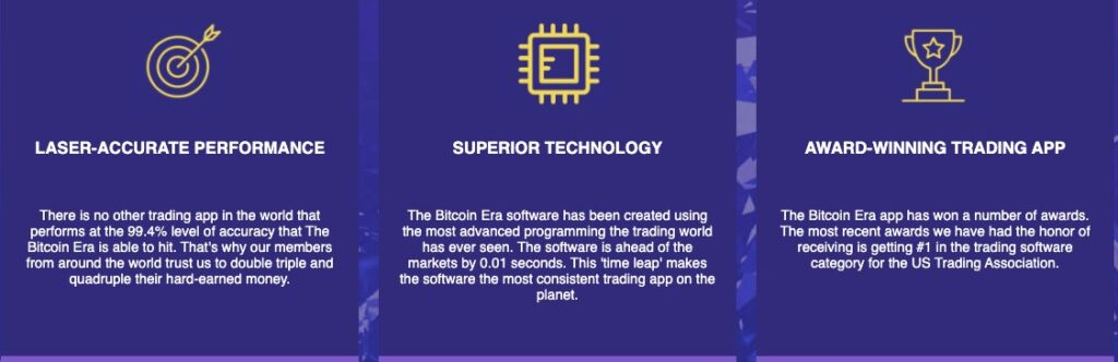 Bitcoin Era Affordable and accurate trading