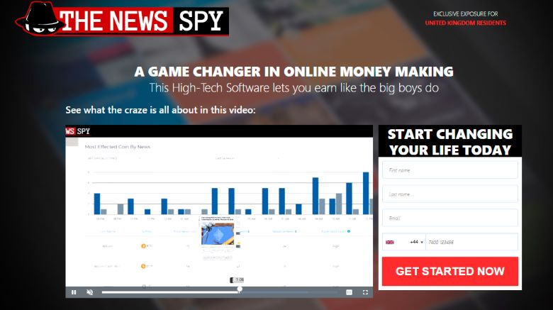 About The News Spy Software