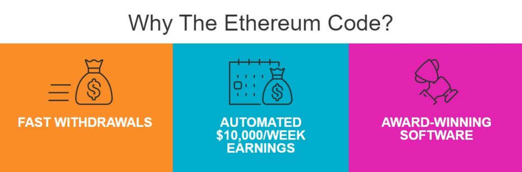 Why should you choose the Ethereum Code website?